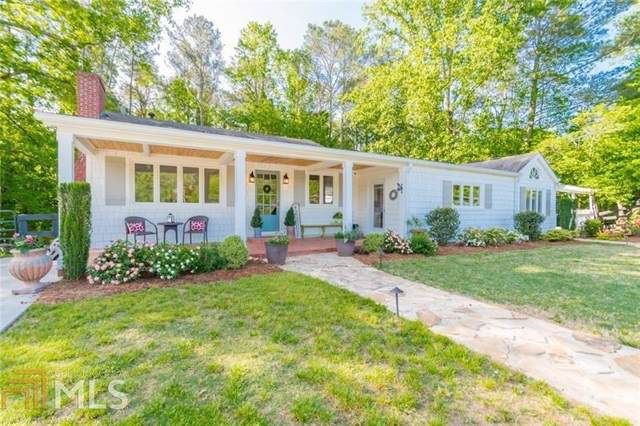 14825 Taylor Rd, Milton, GA 30004 (MLS #8668821) :: Athens Georgia Homes