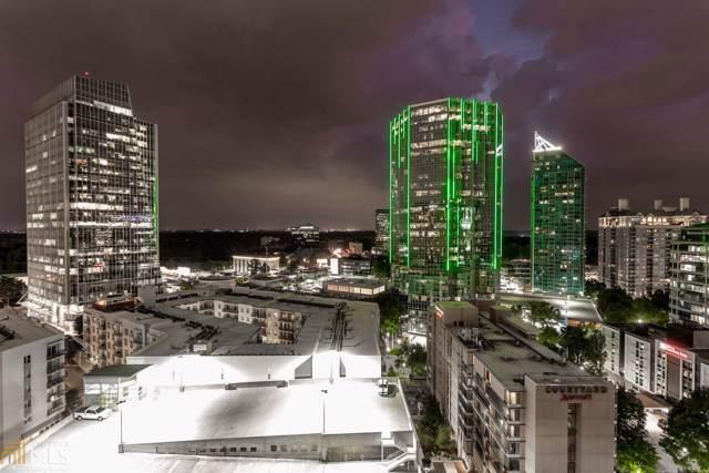 3324 Peachtree Rd #1519, Atlanta, GA 30326 (MLS #8669090) :: Buffington Real Estate Group