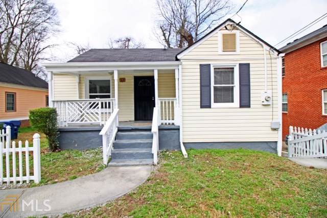 246 Stafford St, Atlanta, GA 30314 (MLS #8669946) :: Bonds Realty Group Keller Williams Realty - Atlanta Partners