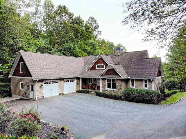 236 Spruce Cove Rd, Hayesville, NC 28904 (MLS #8670049) :: The Heyl Group at Keller Williams
