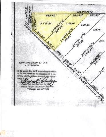 318 New Salem Rd, Griffin, GA 30223 (MLS #8670394) :: Buffington Real Estate Group