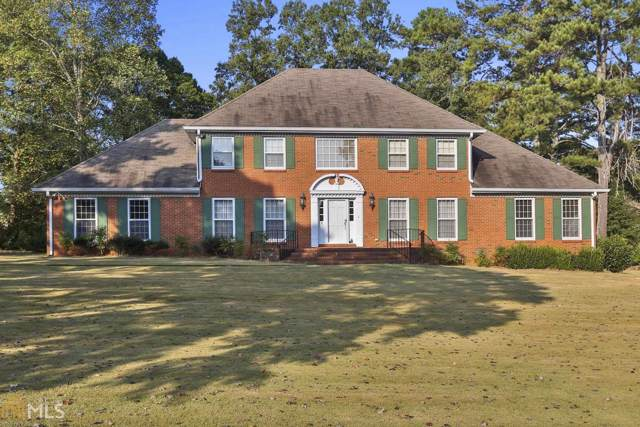 105 Monticello Way, Fayetteville, GA 30214 (MLS #8670482) :: The Heyl Group at Keller Williams