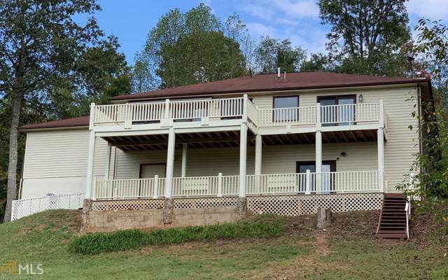 565 Dan Knob, Hayesville, NC 28904 (MLS #8670490) :: RE/MAX Eagle Creek Realty