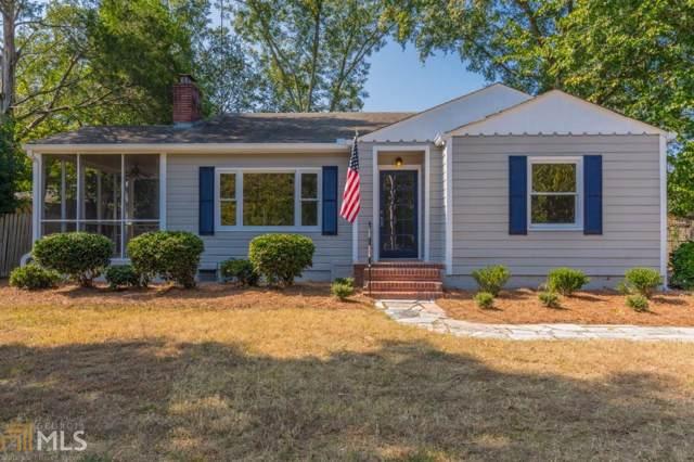 8613 Campbellton St, Douglasville, GA 30134 (MLS #8670898) :: Buffington Real Estate Group