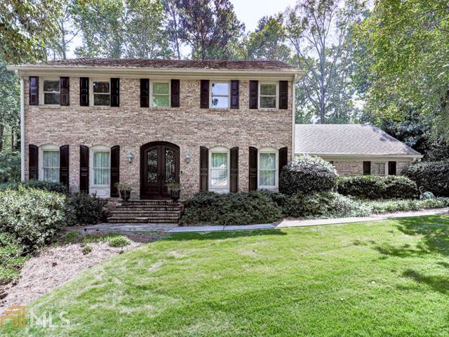 205 Old College, Sandy Springs, GA 30328 (MLS #8671337) :: Rettro Group