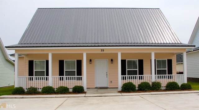 33 Paradise Cv, Statesboro, GA 30458 (MLS #8671400) :: The Heyl Group at Keller Williams