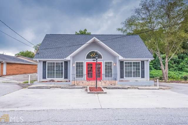 217 W Savannah St, Toccoa, GA 30577 (MLS #8671548) :: The Heyl Group at Keller Williams