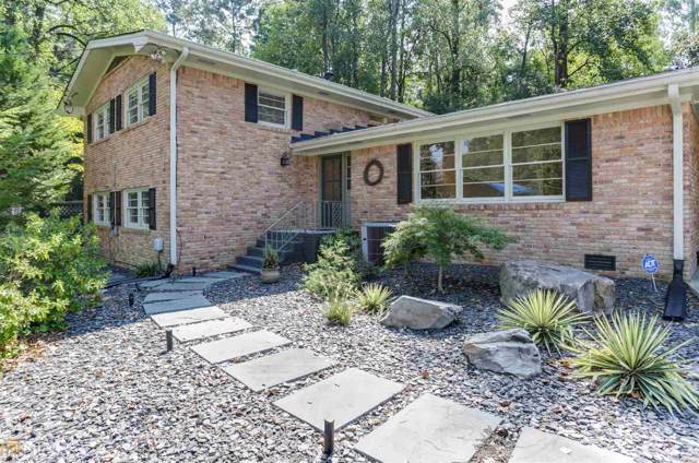 3263 Embry Hills Dr, Atlanta, GA 30341 (MLS #8671674) :: Rettro Group
