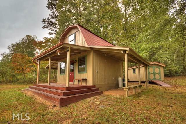 122 Black Rock Ridge, Mineral Bluff, GA 30559 (MLS #8671681) :: The Heyl Group at Keller Williams