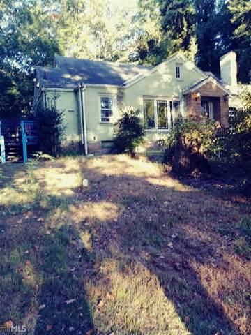 344 SE Wilkinson Dr 1-4, Atlanta, GA 30317 (MLS #8671752) :: Military Realty