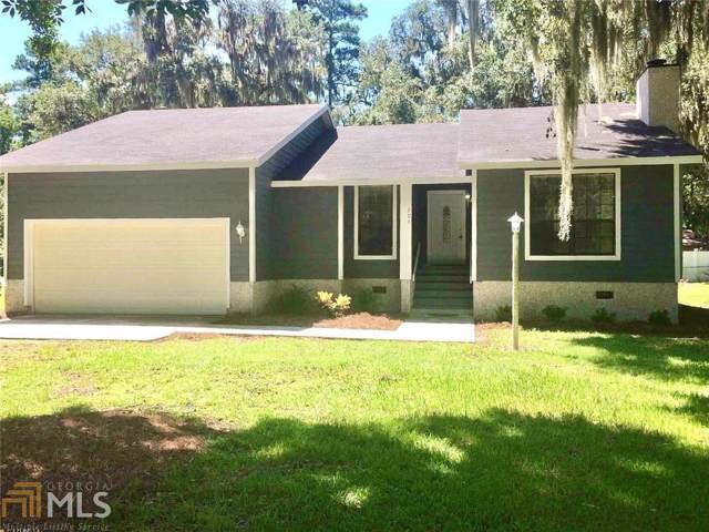 301 Ellis Point Way, Brunswick, GA 31520 (MLS #8671806) :: Military Realty