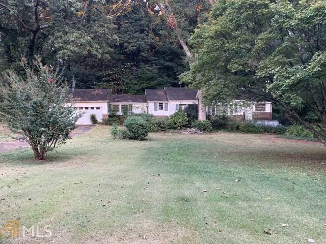 2734 Pleasantwood Dr, Decatur, GA 30034 (MLS #8671821) :: Buffington Real Estate Group
