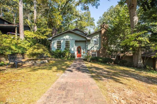 33 Riverview Rd, Rome, GA 30161 (MLS #8671888) :: Rettro Group
