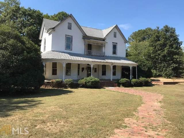 1215 Old Hartwell Rd, Elberton, GA 30635 (MLS #8672061) :: Athens Georgia Homes