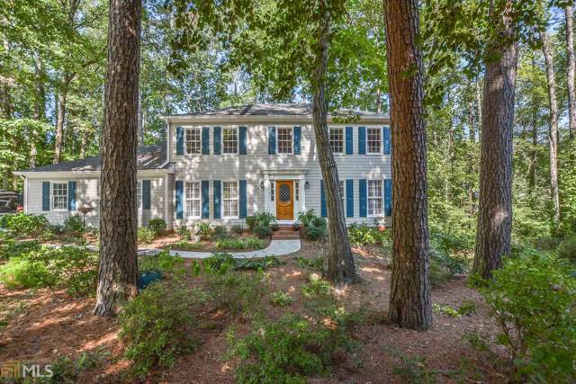1496 Wheaton Ln, Marietta, GA 30068 (MLS #8672484) :: Rettro Group