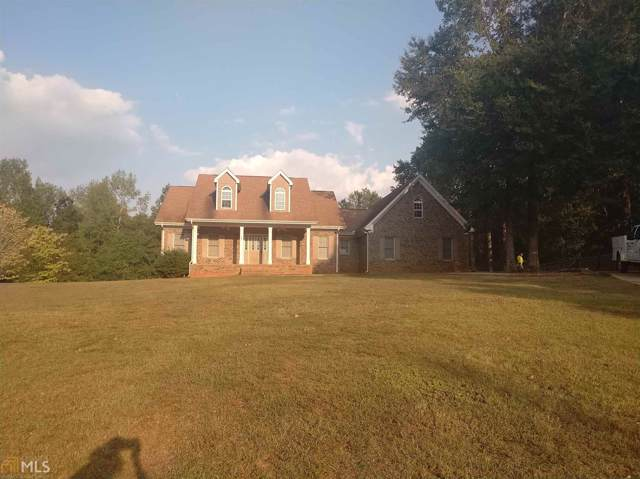 661 Oak Grove Rd, Griffin, GA 30224 (MLS #8672500) :: The Heyl Group at Keller Williams