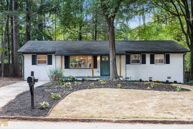 2853 Fantasy Ln, Decatur, GA 30033 (MLS #8672554) :: RE/MAX Eagle Creek Realty
