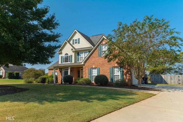 567 Heathmoor Dr, Mcdonough, GA 30252 (MLS #8672580) :: Rettro Group