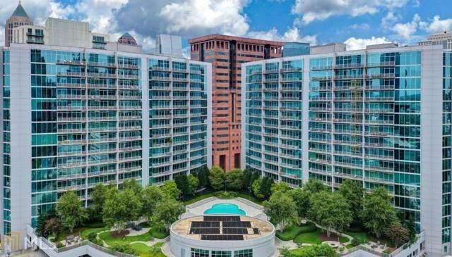 44 Peachtree Pl #925, Atlanta, GA 30309 (MLS #8672761) :: Athens Georgia Homes