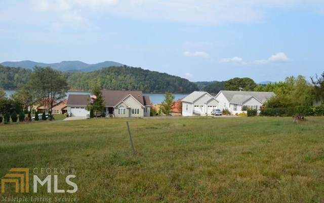 0 Waterview Way Lot 8, Hiawassee, GA 30546 (MLS #8672796) :: Athens Georgia Homes