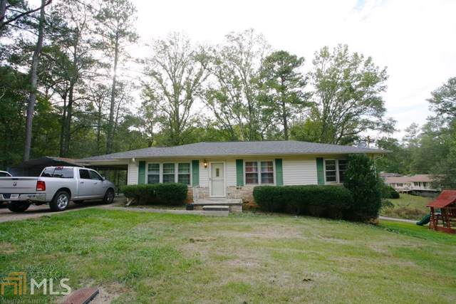 230 James St, Tallapoosa, GA 30176 (MLS #8673134) :: The Heyl Group at Keller Williams