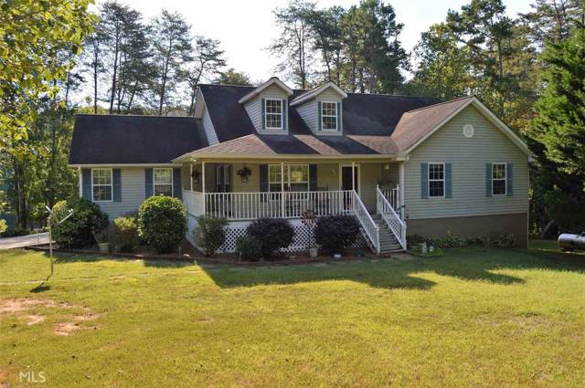358 Cedar Hollow Rd, Cleveland, GA 30528 (MLS #8673167) :: Athens Georgia Homes