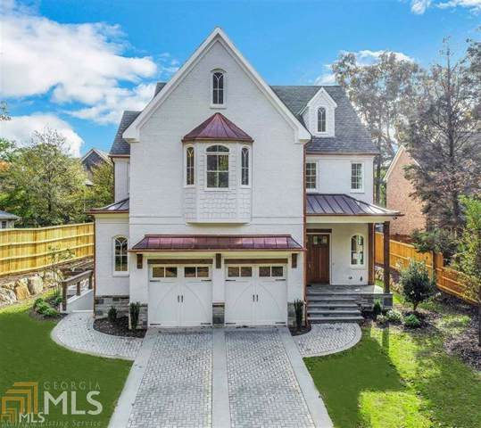 2863 N Thompson Rd, Brookhaven, GA 30319 (MLS #8673180) :: Buffington Real Estate Group