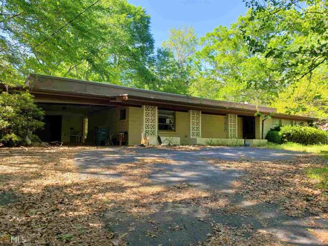 75 Bulloch St, Warm Springs, GA 31830 (MLS #8673322) :: The Heyl Group at Keller Williams