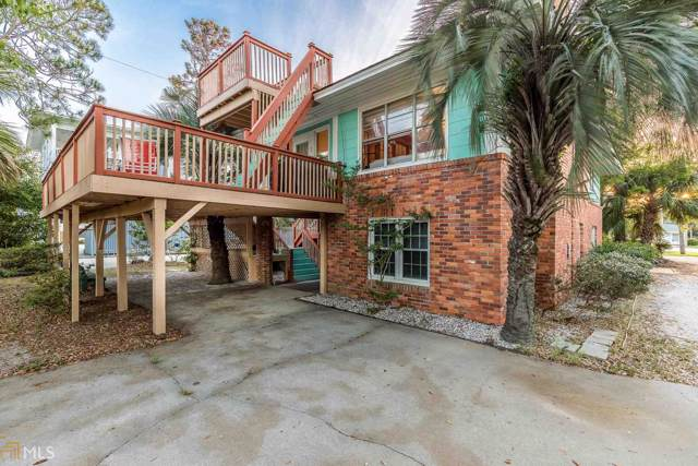 7 6th Ter, Tybee Island, GA 31328 (MLS #8673619) :: Athens Georgia Homes