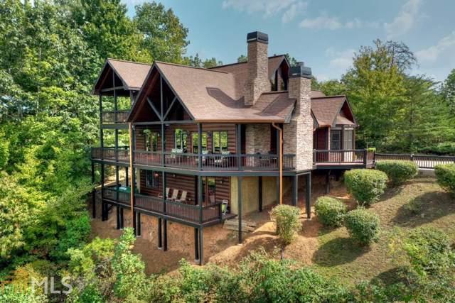 389 Deer Crest Overlook, Blue Ridge, GA 30513 (MLS #8673644) :: Athens Georgia Homes