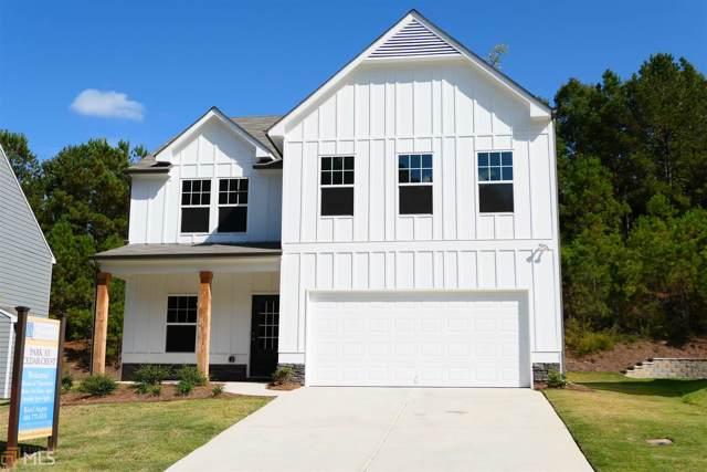 350 Laurelcrest #191, Dallas, GA 30132 (MLS #8673657) :: Buffington Real Estate Group