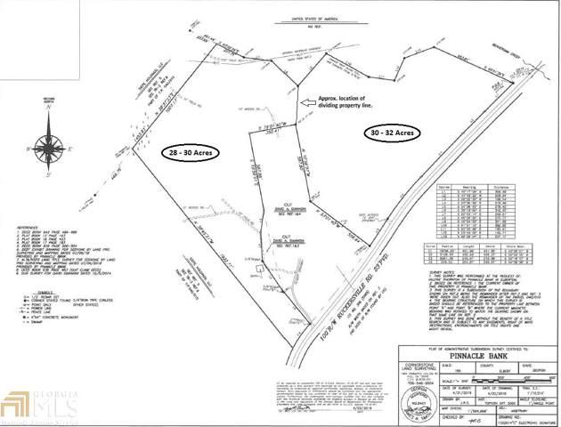 0 Ruckersville Rd, Elberton, GA 30635 (MLS #8673728) :: Bonds Realty Group Keller Williams Realty - Atlanta Partners