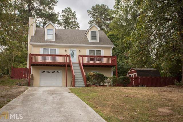 4472 Cary Dr, Snellville, GA 30039 (MLS #8673735) :: The Heyl Group at Keller Williams