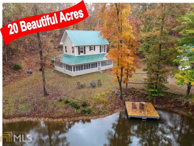 0 Vinson Mountain Rd, Rockmart, GA 30153 (MLS #8673891) :: Athens Georgia Homes