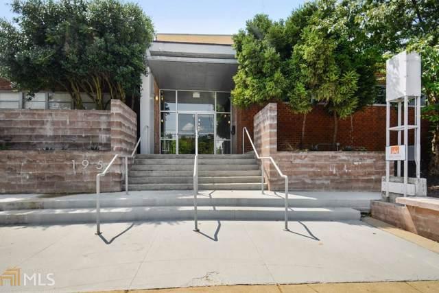 195 Arizona Ave #108, Atlanta, GA 30307 (MLS #8674011) :: Buffington Real Estate Group
