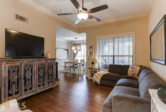 3777 Peachtree Rd #532, Brookhaven, GA 30319 (MLS #8674290) :: Buffington Real Estate Group