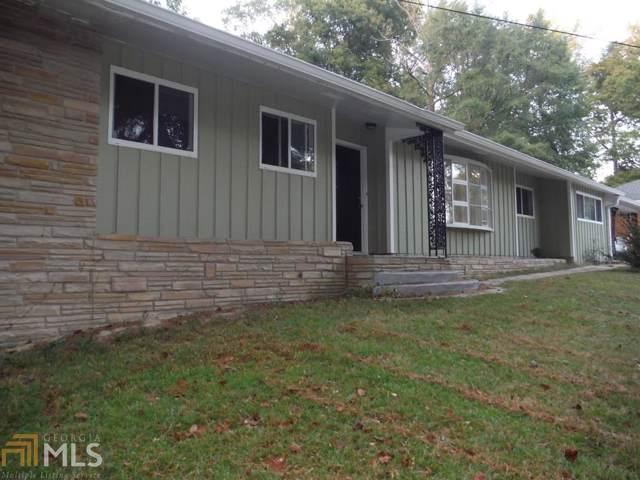 6805 Old Beulah Rd, Lithia Springs, GA 30122 (MLS #8674460) :: Rettro Group