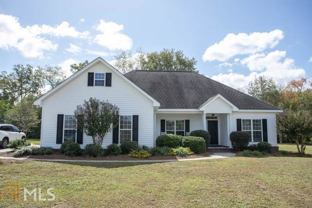 1809 Old Carriage Trl, Statesboro, GA 30458 (MLS #8674468) :: The Heyl Group at Keller Williams