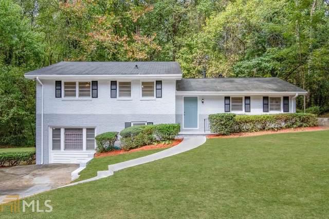 818 Kings Grant, Atlanta, GA 30318 (MLS #8674609) :: Athens Georgia Homes