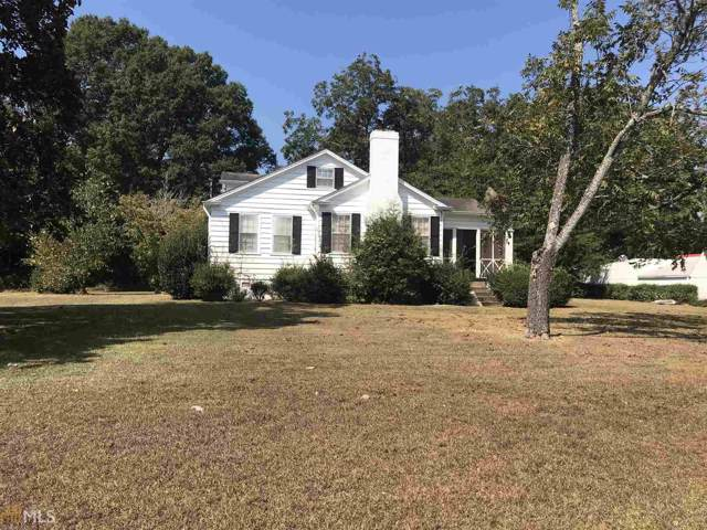 57 Gholston St, Comer, GA 30629 (MLS #8674677) :: The Heyl Group at Keller Williams