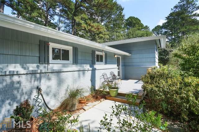 2564 Beverly Hills, Atlanta, GA 30341 (MLS #8675411) :: Buffington Real Estate Group