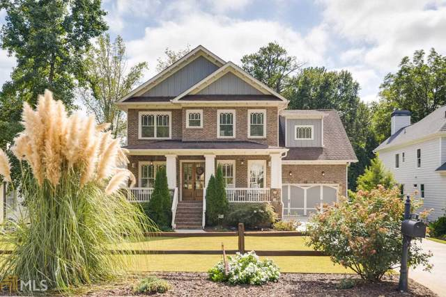 1873 Tobey Rd, Brookhaven, GA 30341 (MLS #8675520) :: Buffington Real Estate Group