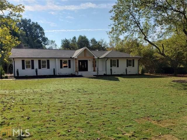 4018 N Arnold Mill Rd, Woodstock, GA 30188 (MLS #8675537) :: Buffington Real Estate Group