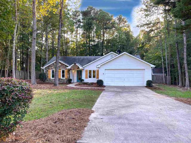 316 Brooke Wood Dr, Peachtree City, GA 30269 (MLS #8675661) :: Tim Stout and Associates
