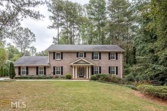 5448 Trowbridge Dr, Dunwoody, GA 30338 (MLS #8675682) :: Scott Fine Homes