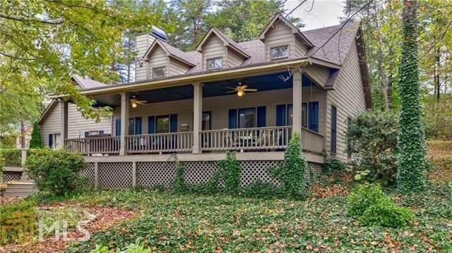 321 Fausetts Lake Rd, Dawsonville, GA 30534 (MLS #8675747) :: Athens Georgia Homes