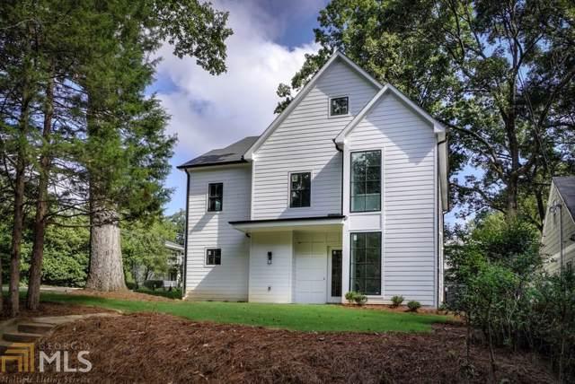2586 Knox St, Atlanta, GA 30317 (MLS #8675761) :: RE/MAX Eagle Creek Realty
