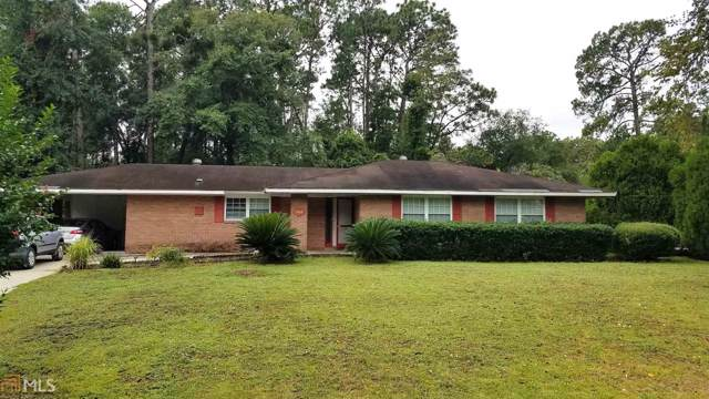 366 Knox Dr, Brunswick, GA 31525 (MLS #8675782) :: Military Realty