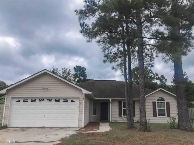 103 Bayswood Dr, Kingsland, GA 31548 (MLS #8675785) :: Military Realty
