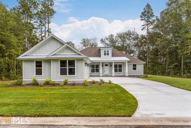 128 Roxanne Way, Brunswick, GA 31523 (MLS #8675831) :: The Heyl Group at Keller Williams